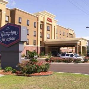 Hampton Inn Suites Natchez