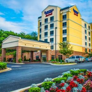 DC Star Nightclub Hotels - Fairfield Inn & Suites Washington DC/New York Avenue