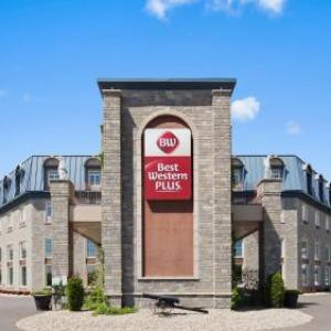 St. Basile Arena Hotels - Best Western Plus Edmundston Hotel