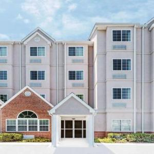 Munny Sokol Park Hotels - Microtel Inn & Suites By Wyndham Tuscaloosa Near University