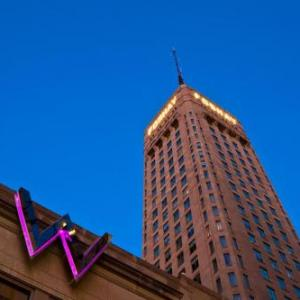 Target Center Hotels - W Hotel Minneapolis The Foshay