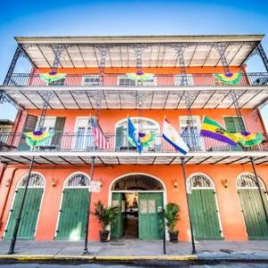 Santos New Orleans Hotels - Saint Philip Residence