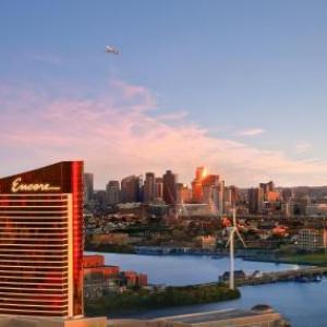 Encore Boston Harbor