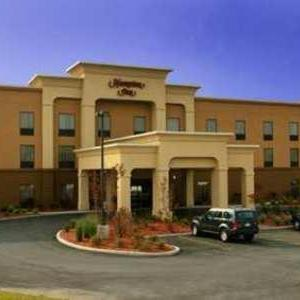 Utica Memorial Auditorium Hotels - Hampton Inn Utica