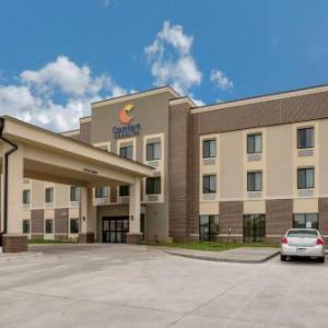 Comfort Inn & Suites near ISU Campus