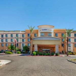 Fear Farm Phoenix Hotels - Comfort Suites Univ. Of Phoenix Stadium Area