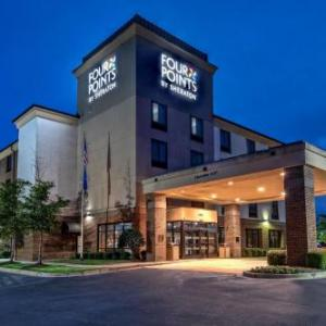 Mike Rose Soccer Complex Hotels - Four Points By Sheraton Memphis - Southwind