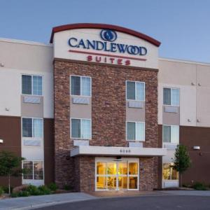 Budweiser Events Center Hotels - Candlewood Suites Loveland