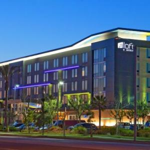 Citizens Business Bank Arena Hotels - Aloft Ontario-Rancho Cucamonga