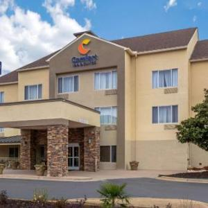 Hotels near Garrett Coliseum - Montgomery Inn & Suites