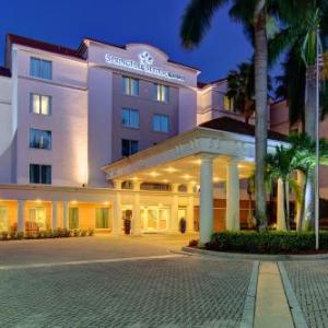 Sunset Cove Amphitheater Hotels - Springhill Suites Boca Raton