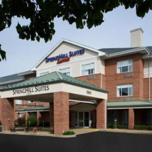 Chesterfield Amphitheater Hotels - Springhill Suites By Marriott St. Louis Chesterfield