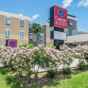Dugan Wellness Center Hotels - Comfort Suites Near Texas A&M Corpus Christi