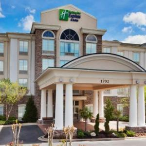 Holiday Inn Express Hotel & Suites Phenix City-Columbus