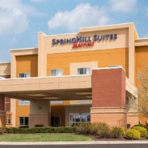 Hotels near Wayside Central - SpringHill Suites Midland