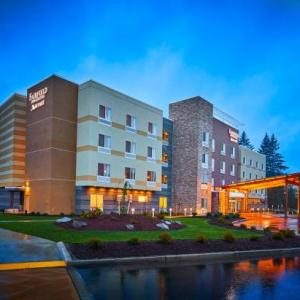 Fairfield Inn & Suites Grand Mound Centralia