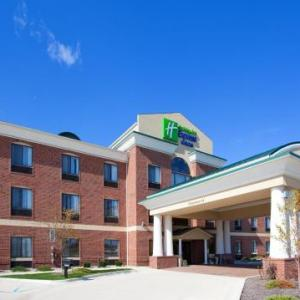 Holiday Inn Express Hotel & Suites Chesterfield - Selfridge Area