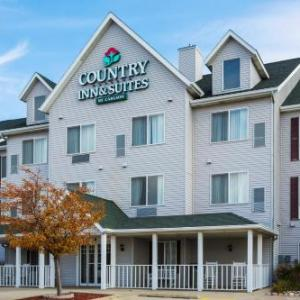 Ewing Manor Hotels - Country Inn & Suites By Carlson Bloomington-Normal Airport