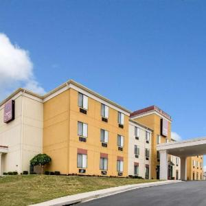 McGukin Civic Center Hotels - Comfort Suites Cullman