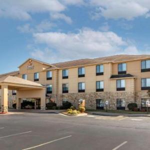 Comfort Inn & Suites Russellville I-40