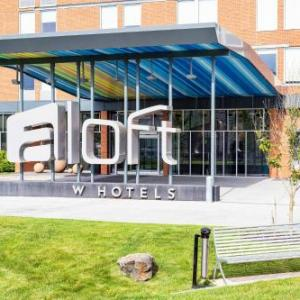 Cary Memorial Hall Hotels - Aloft Lexington
