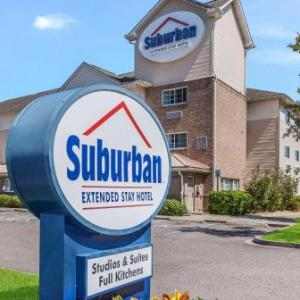 Hotels near Mount Moriah Missionary Baptist Church - Suburban Extended Stay Airport