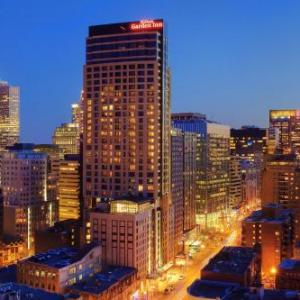 McGill University Hotels - Hilton Garden Inn Montreal Centre-Ville