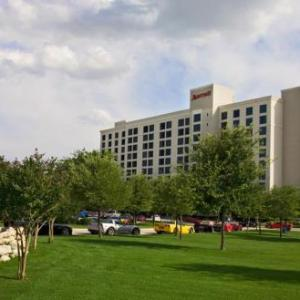 Texas Motor Sdway Hotels Dallas Fort Worth Marriott Hotel Golf Club At Champions