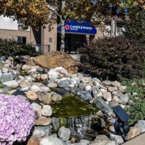 Hotels near Wharton Center - Candlewood Suites East Lansing