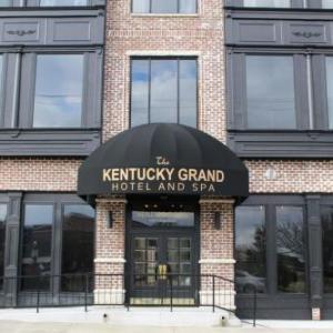 Bowling Green Ballpark Hotels - Kentucky Grand Hotel & Spa