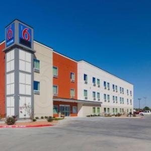 Motel 6-Midland TX