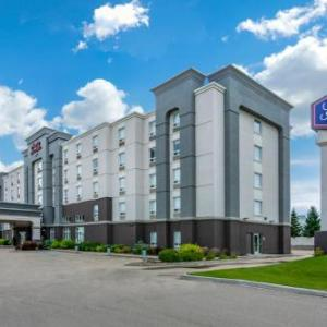 Beulah Alliance Church Hotels - Hampton Inn And Suites Edmonton West