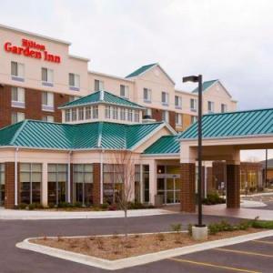 Hilton Garden Inn Naperville Warrenville