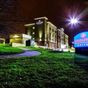 Travis County Exposition Center Hotels - Candlewood Suites - Austin North