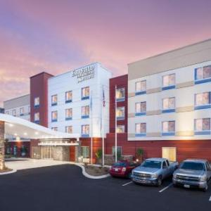 Fairfield Inn & Suites by Marriott Lebanon