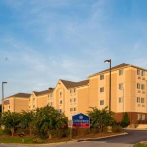 Heart of Dixie Railroad Museum Hotels - Candlewood Suites Alabaster