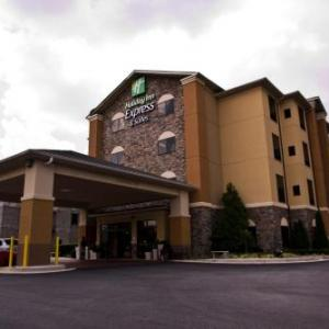 AMC Stonecrest 16 Hotels - Holiday Inn Express Hotel & Suites Atlanta East -Lithonia