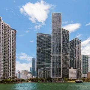 DELUXE 5 STAR CONDO ICONBRICKELL@25TH FREE SPA/GYM/POOL