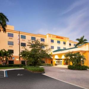 Hampton Inn West Palm Beach-Lake Worth-Turnpike Fl