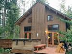Marblemount Washington Hotels - Holiday Home 44mbr Rustic Cabin With A Hot Tub