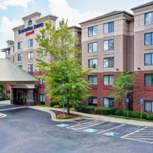 Hotels near Coolray Field - Springhill Suites Atlanta Buford/mall Of Georgia
