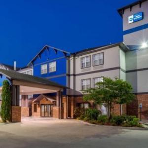 No Problem Raceway Hotels - Best Western Plaquemine Inn