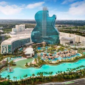 Hotels near Seminole Hard Rock Hollywood - The Guitar Hotel at Seminole Hard Rock Hotel & Casino