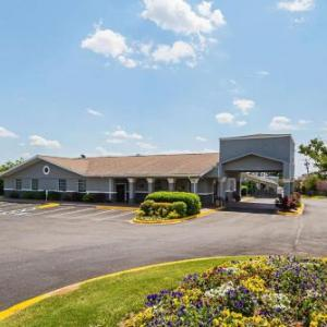 TD Convention Center Hotels - Quality Inn & Suites Greenville - Haywood Mall