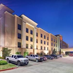 Floyd Casey Stadium Hotels - Hampton Inn & Suites Waco-South
