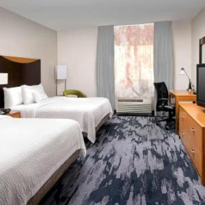 Trail Theatre Hotels - Fairfield Inn & Suites By Marriott Miami Airport South