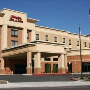 Hampton Inn & Suites Columbia at the University of Missouri