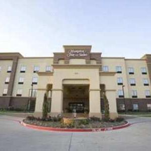 Hotels near John Kincaide Stadium - Hampton Inn & Suites Dallas-Desoto