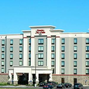 Moncton Coliseum Hotels - Hampton Inn And Suites Moncton New Brunswick