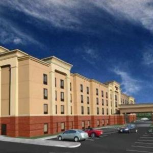 Hampton Inn Knoxville-north